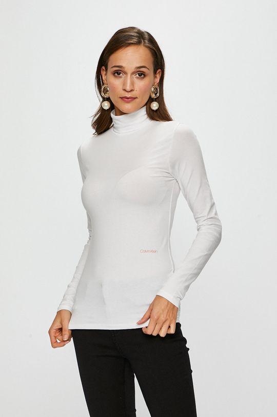 alb Calvin Klein - Bluza De femei