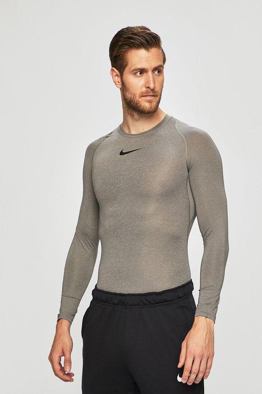 šedá Nike - Tričko Pánský