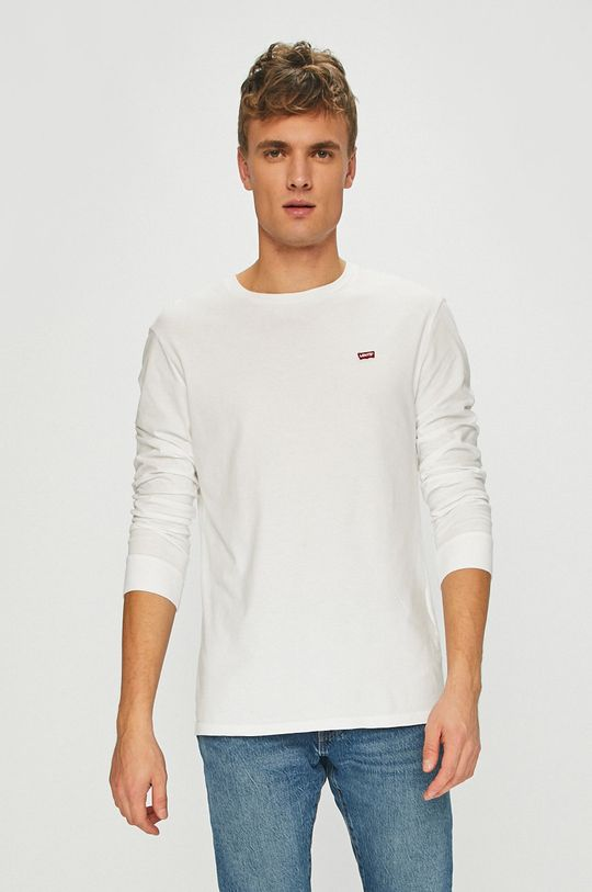 biela Levi's - Pánske tričko Pánsky