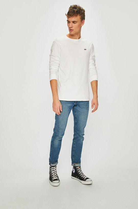 Levi's - Pánske tričko biela
