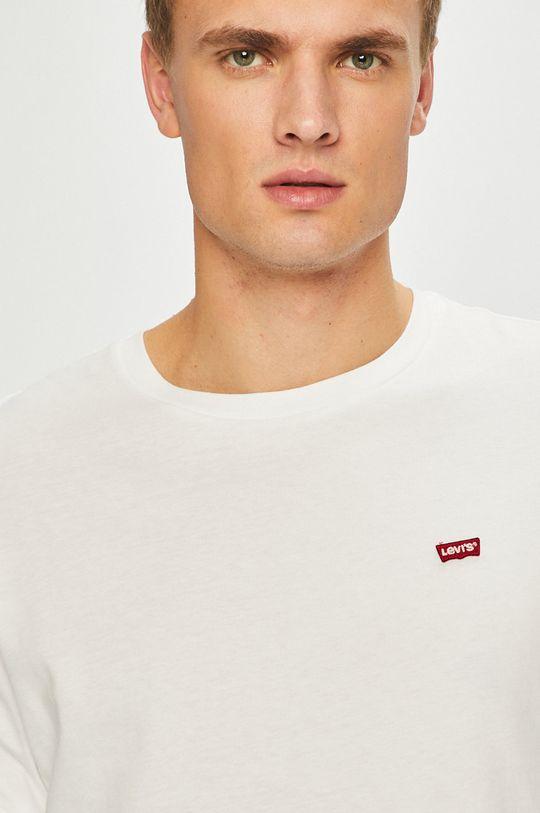 biela Levi's - Pánske tričko