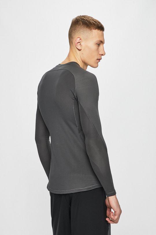 adidas Performance - Tričko s dlouhým rukávem Materiál č. 1: 17% Elastan, 83% Recyklovaný polyester Materiál č. 2: 20% Elastan, 80% Recyklovaný polyester