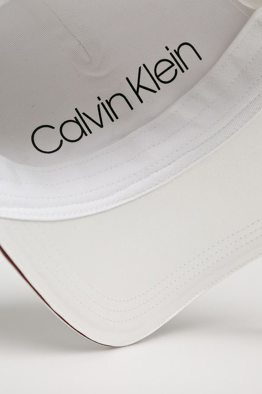 bílá Calvin Klein - Čepice