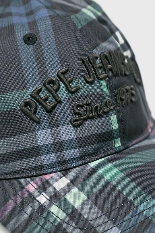 Pepe Jeans - Čepice zelená