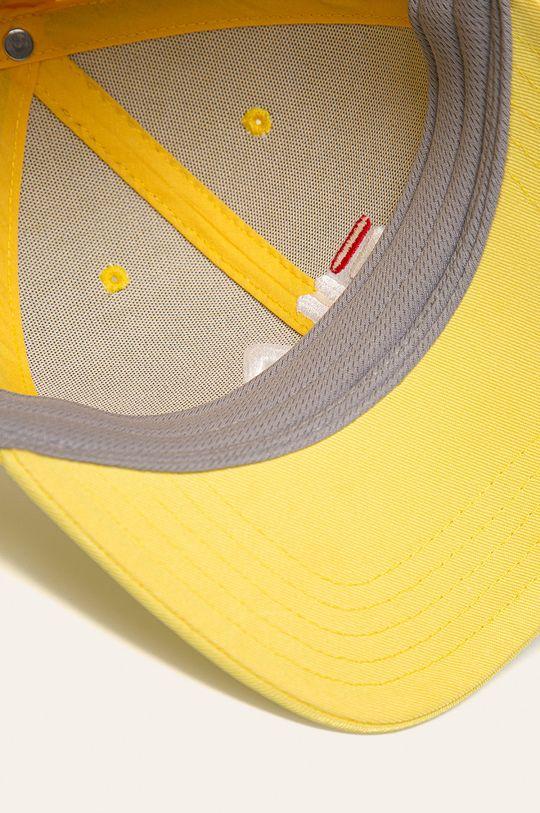 żółty Fila - Czapka