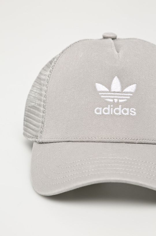 adidas Originals - Čiapka sivá