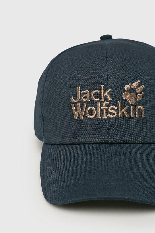 Jack Wolfskin - Czapka granatowy