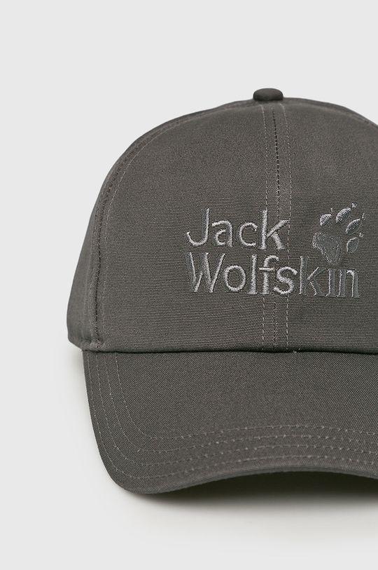 Jack Wolfskin - Čepice šedá