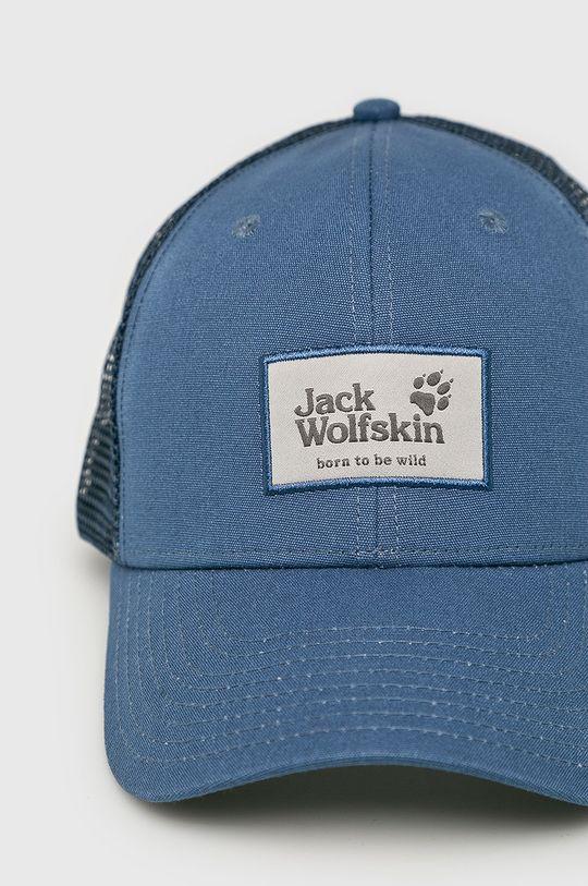 Jack Wolfskin - Čepice námořnická modř