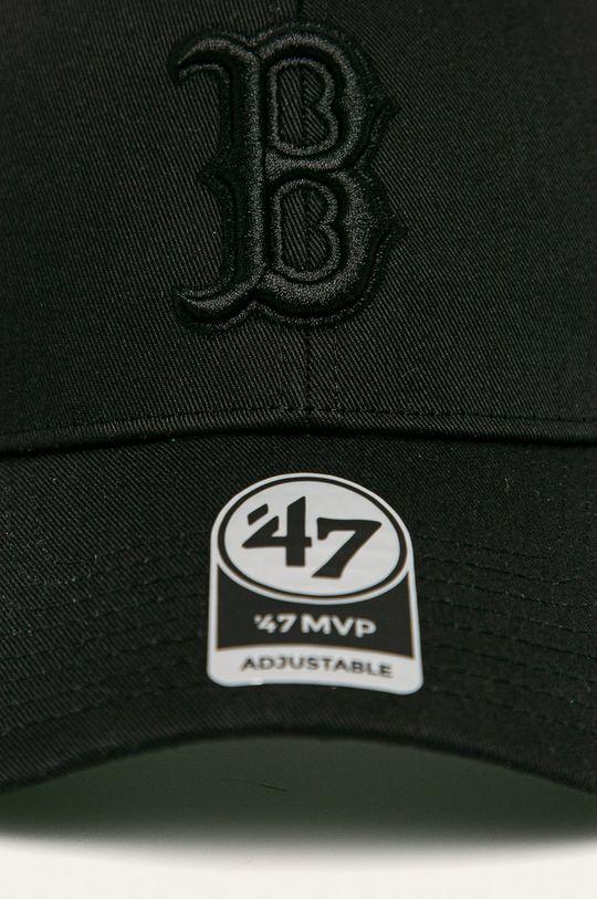 47brand - Čepice Atlanta Braves černá