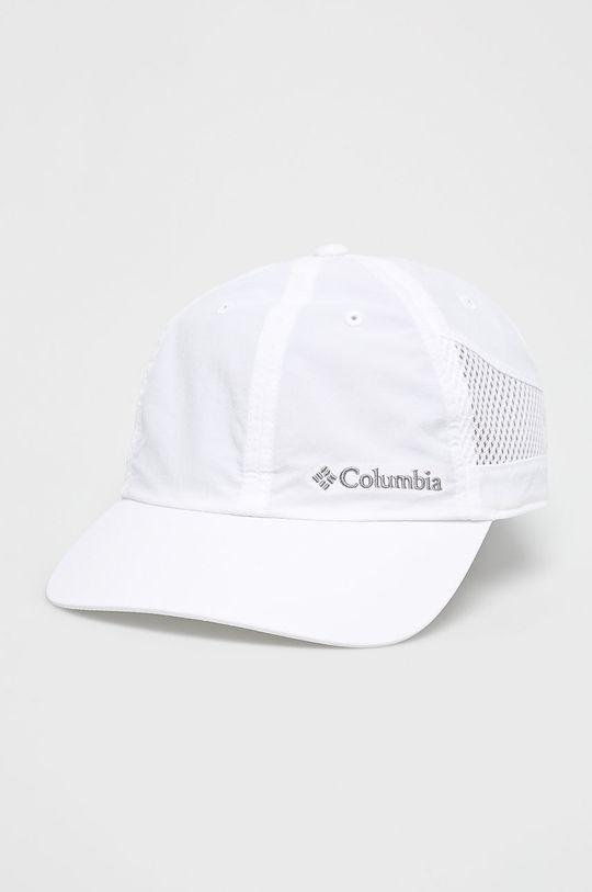 biały Columbia - Czapka Męski