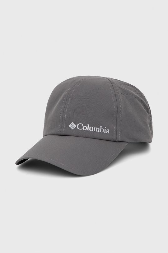 šedá Columbia - Čepice Pánský