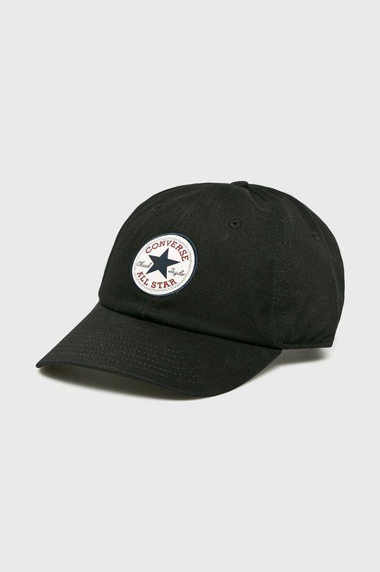 černá Converse - Čepice Pánský