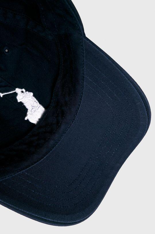 granatowy Polo Ralph Lauren - Czapka