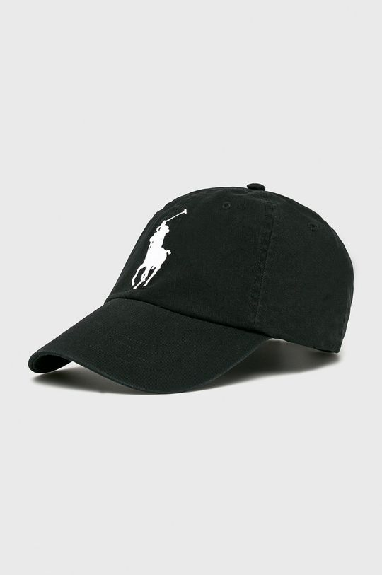 čierna Polo Ralph Lauren - Čiapka Pánsky