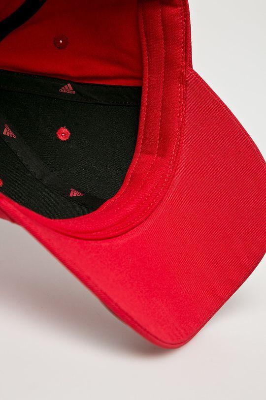 červená adidas Performance - Čiapka