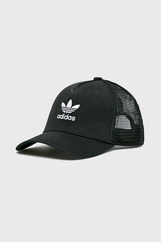 čierna adidas Originals - Čiapka Pánsky