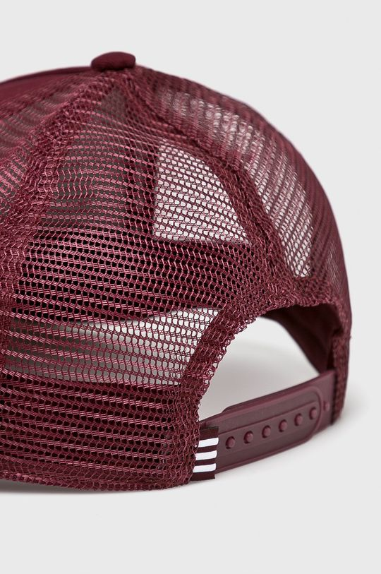 adidas Originals - Czapka Inne materiały: 20 % Bawełna, 80 % Poliester, Materiał 1: 100 % Bawełna, Materiał 2: 100 % Poliester,