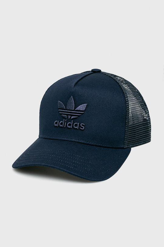 námořnická modř adidas Originals - Čepice Pánský