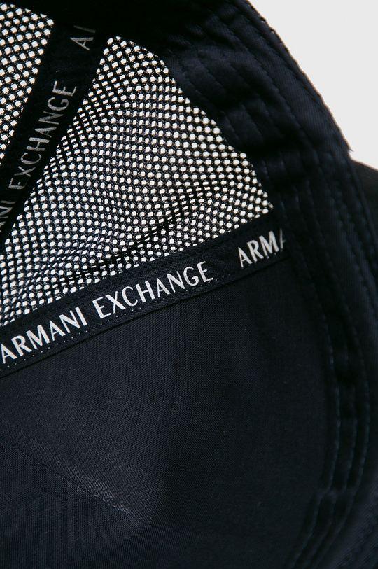 biela Armani Exchange - Čiapka