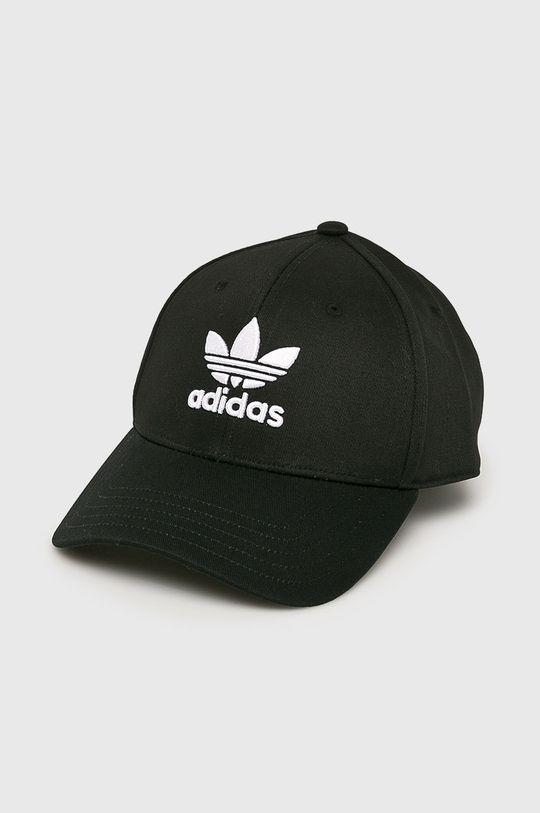czarny adidas Originals - Czapka Męski