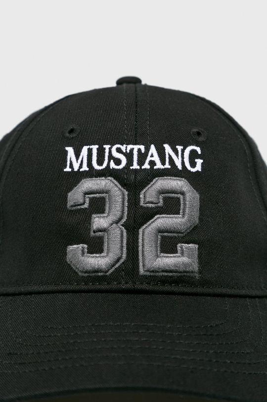 Mustang - Czapka Materiał zasadniczy: 100 % Bawełna,