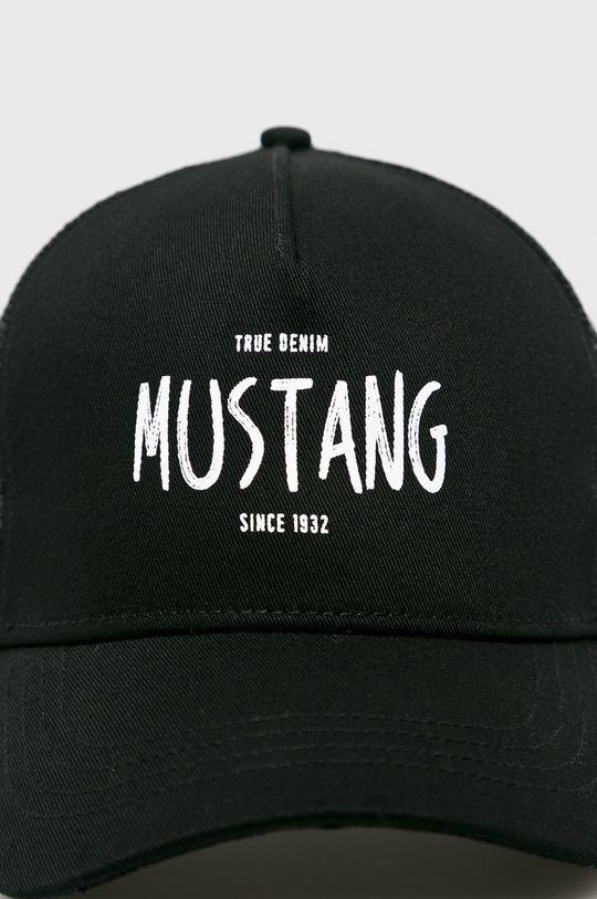 Mustang - Czapka 100 % Bawełna,