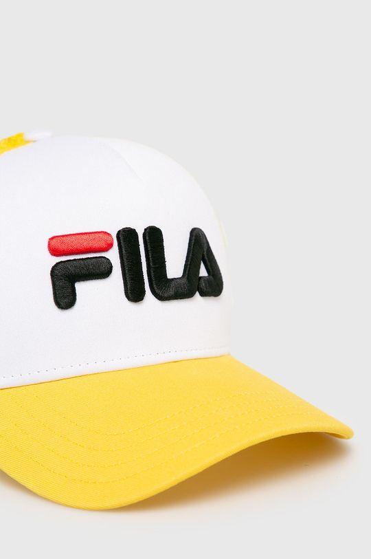Fila - Czapka żółty