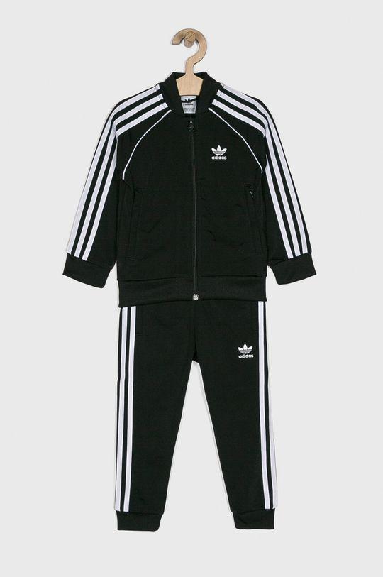 negru adidas Originals - Trening copii 104-128 cm De băieți