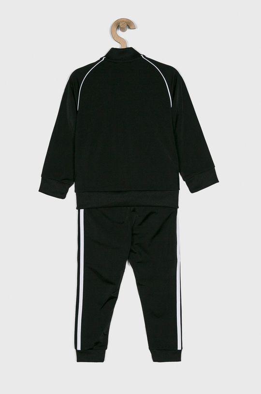 adidas Originals - Trening copii 104-128 cm negru