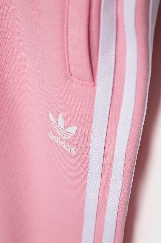 růžová adidas Originals - Dětská tepláková souprava