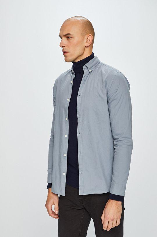 šedá Premium by Jack&Jones - Košile Pánský
