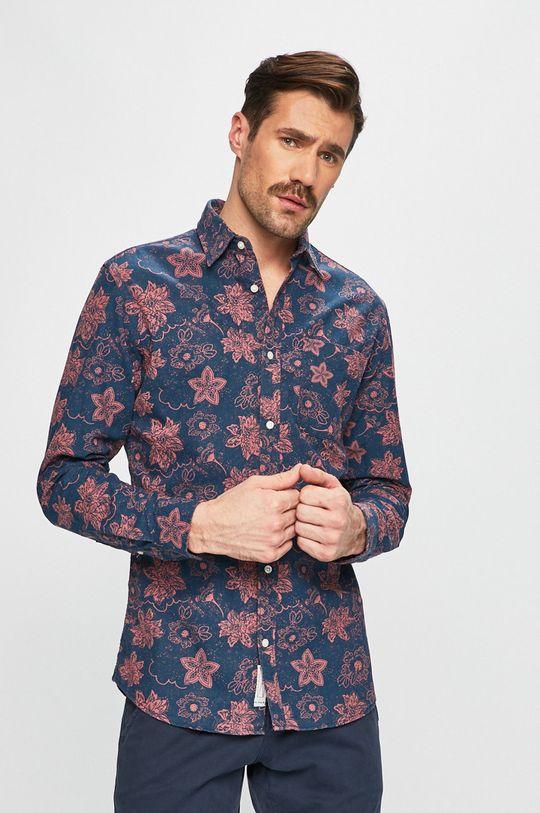 námořnická modř Premium by Jack&Jones - Košile Pánský