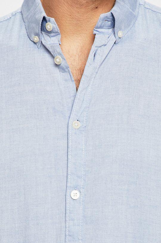 Tom Tailor Denim - Koszula niebieski