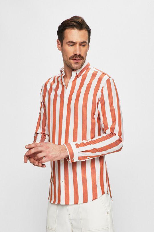 měděná Premium by Jack&Jones - Košile Pánský