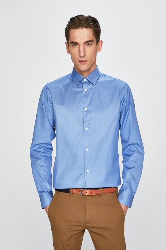 světle modrá Selected - Košile Pánský