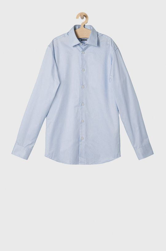 modrá Selected - Košile Pánský