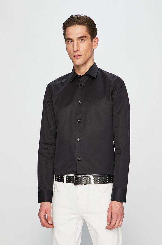 černá Selected - Košile Pánský