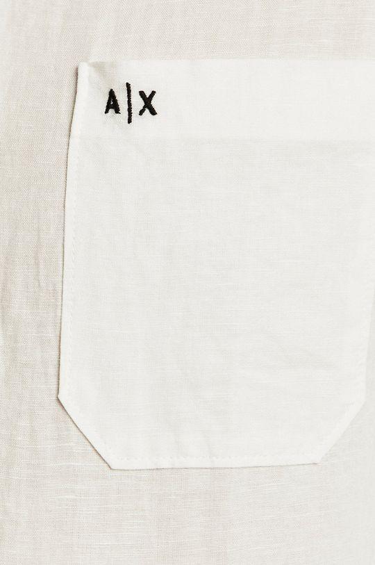 Armani Exchange - Košeľa biela