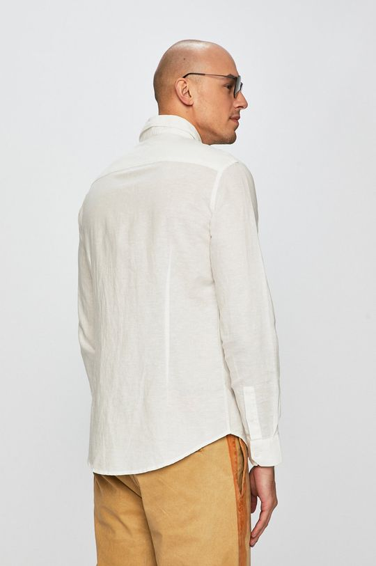 biela Armani Exchange - Košeľa