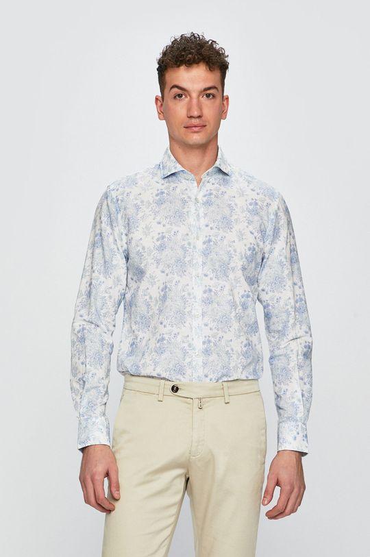 modrá Pierre Cardin - Košile Pánský