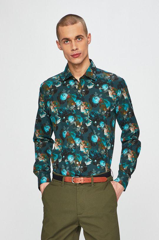 vícebarevná Pierre Cardin - Košile Pánský
