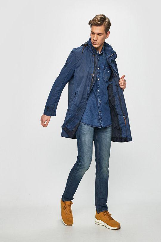 Wrangler - Koszula 100 % Bawełna,