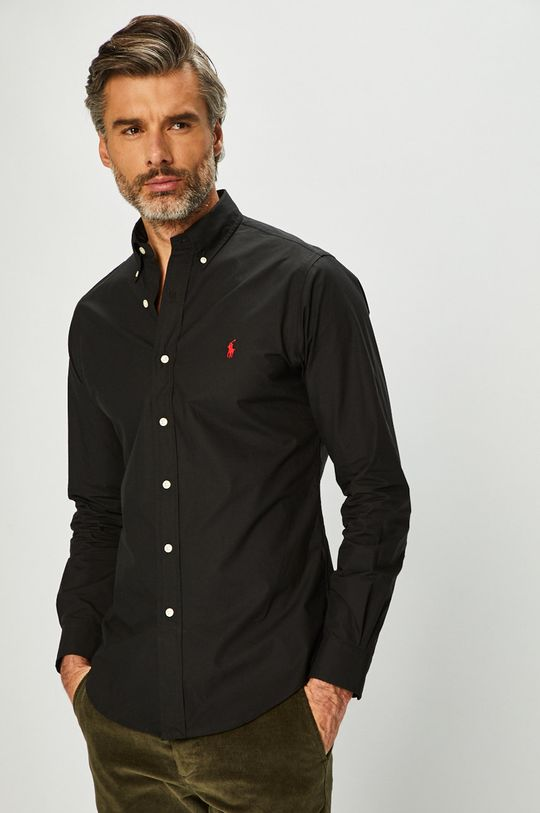 negru Polo Ralph Lauren - Camasa De bărbați