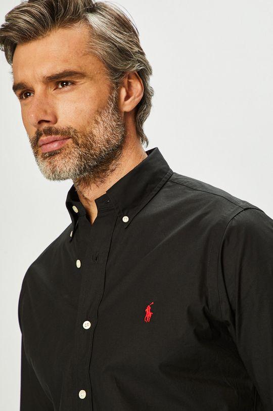 Polo Ralph Lauren - Košeľa čierna