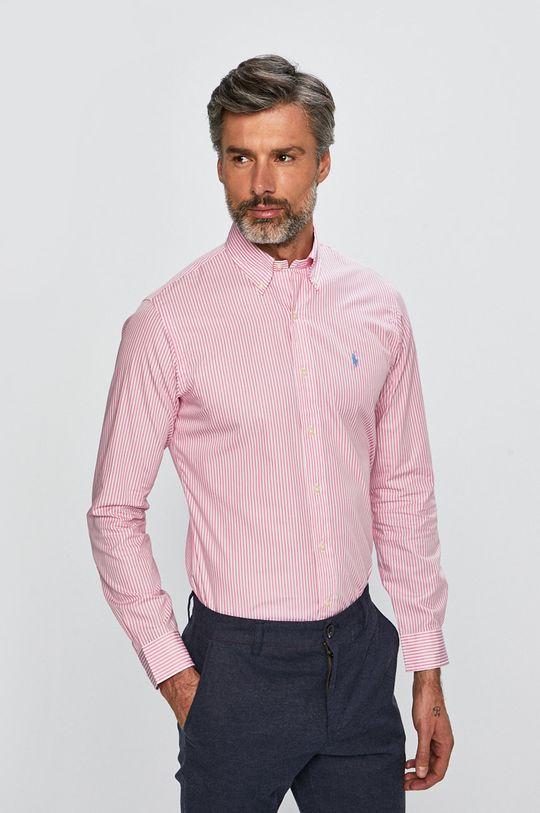 roz Polo Ralph Lauren - Camasa De bărbați