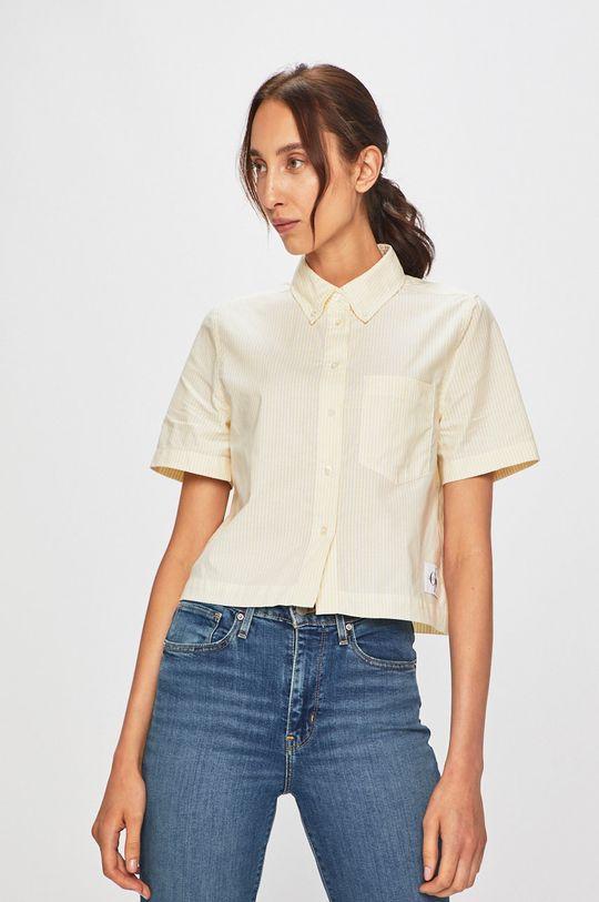 galben Calvin Klein Jeans - Camasa De femei