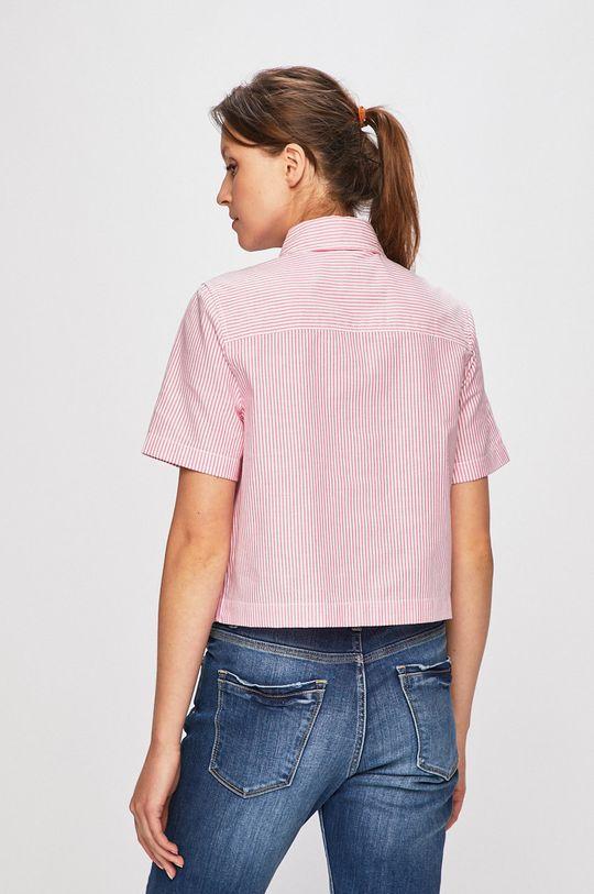růžová Calvin Klein Jeans - Halenka