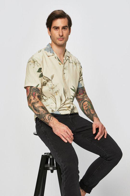 Premium by Jack&Jones - Košile 60% Bavlna, 40% Viskóza