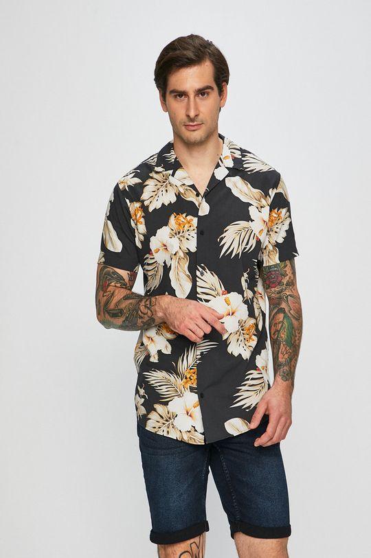 černá Premium by Jack&Jones - Košile Pánský